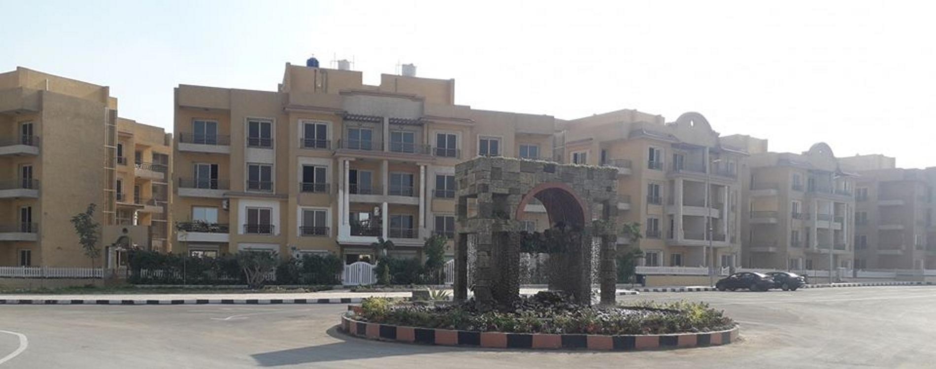 Afrique Elkhmail Compound Egypte October City