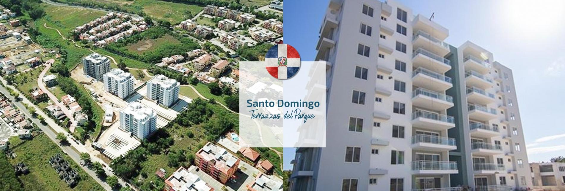 Amerique, Terrazas del Parque, Saint-Domingue, RépDominic