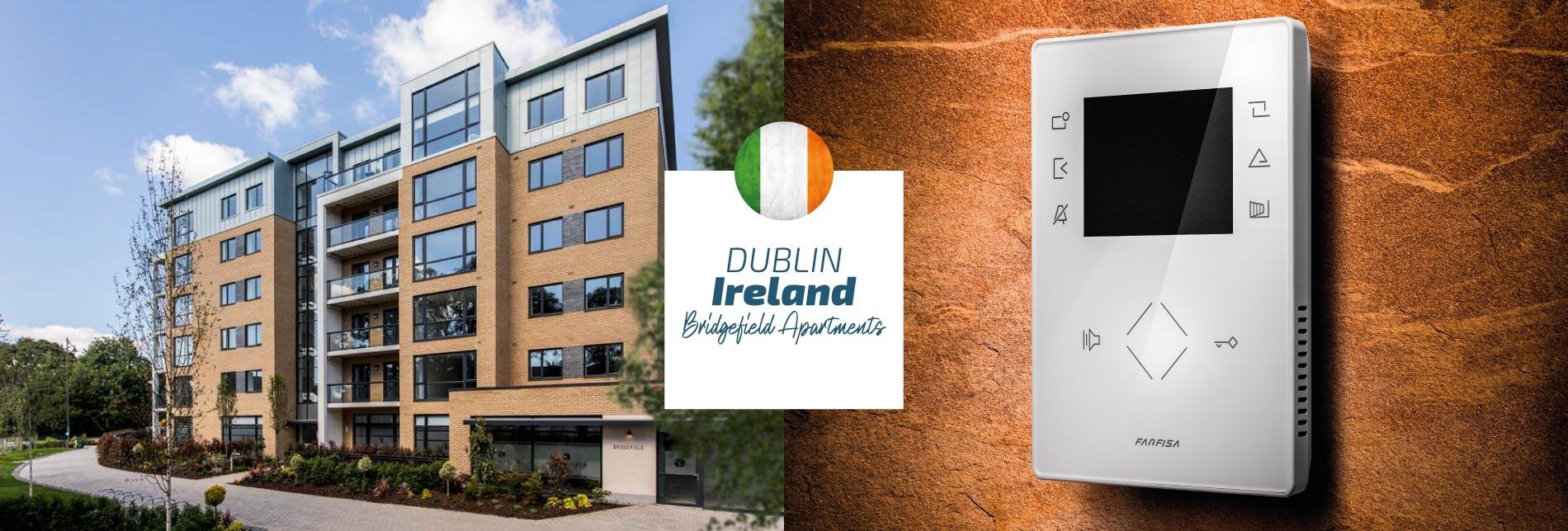 Europa Bridgefield Dublino Irlanda