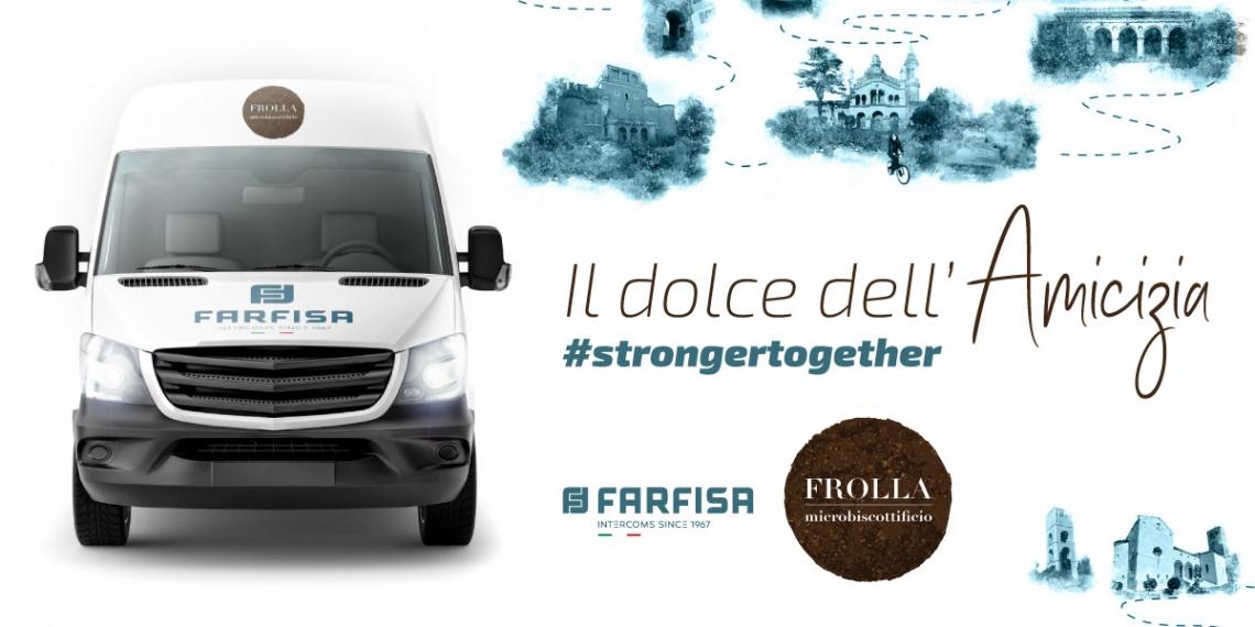Farfisa patrocina el proyecto Frollabus