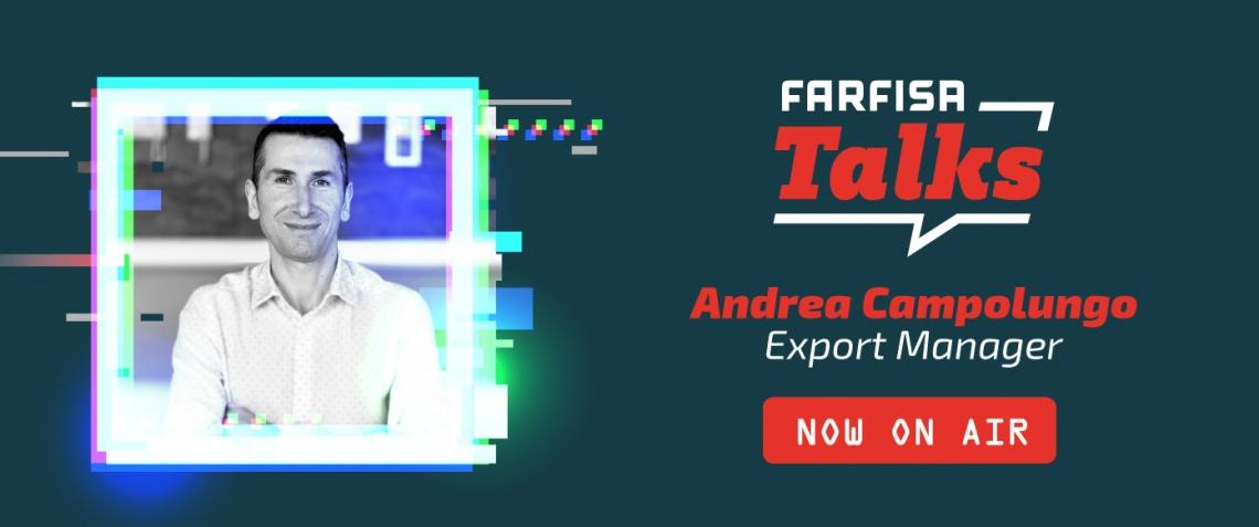 Farfisa Talks #2: parla Andrea Campolungo