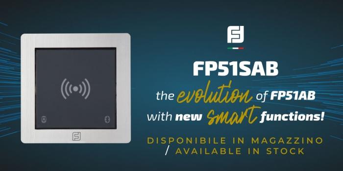 Nouveau FP51SAB disponible d'aujourd'hui